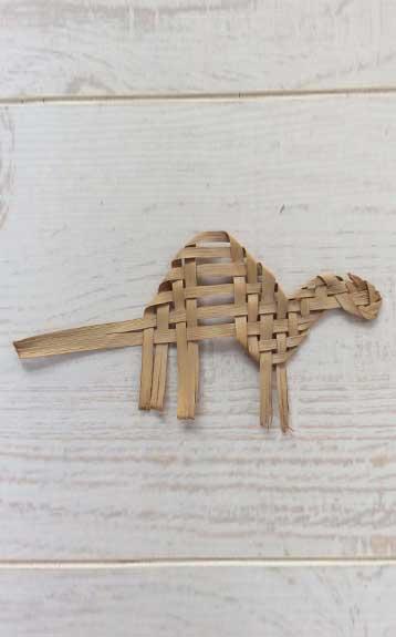Camello aroaro