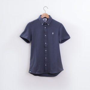 polo-camisa-gris-corto-2