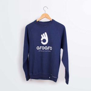 sudadera optimistic denim 1