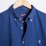 camisa vaquera puntitos 4