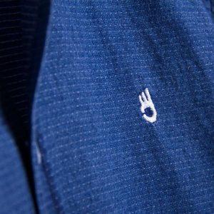 camisa vaquera puntitos 3