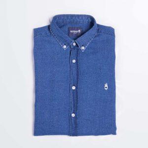 camisa vaquera puntitos 2